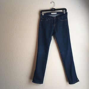 J Brand Jeans skinny dark wash The Deal fit